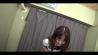 21yr old Nami Honda receives Creamed by BBC (Uncensored)