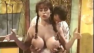Heather lee classic vintage porn mixed race woman with big tits fucked by lucky guy edited