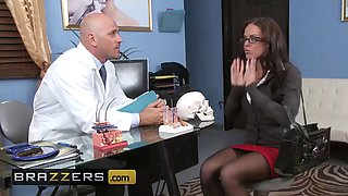 Doctor&#39s adventure rahyndee james &amp johnny sins natural perfection brazzers