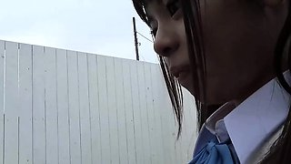 Cute Himekawa Yazawa And Pals Get Fucked In The Garden