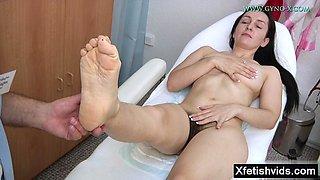 hot pornstar fetish with cumshot segment feature 1