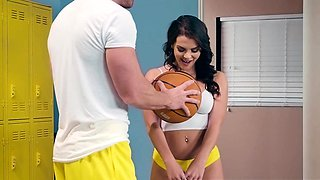 Brazzers - Big Tits at School -  Lick Me In T