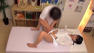 Professional masseur installed hidden camera in his office