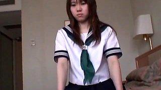 Japanese schoolgirl lost virgin