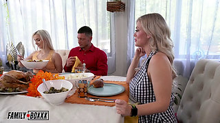 Casca Akashova Aria Banks Taboo Fucksgiving