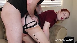 Redhead Shemale Fucked