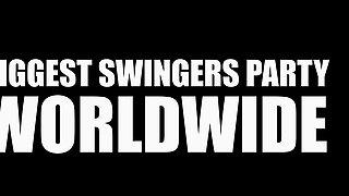 Homemade Swingers Group Sex