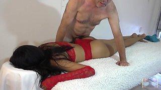 Erotic Assjob Compilation - Pantyjobs With Covid Couple And Viva Athena
