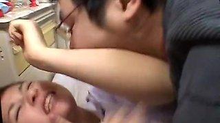 Crazy Japanese slut in Exotic Dildos/Toys, Nurse JAV video