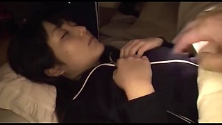 Japanese step sister fucked home by brothers cock