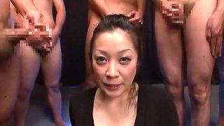Best Japanese slut in Incredible Swallow/Gokkun, Close-up JAV scene