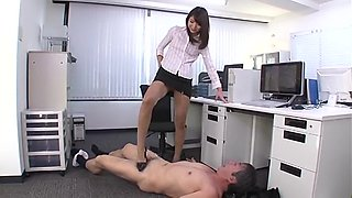 Shino Megumi in Megumi Shino Two Piss Punishment