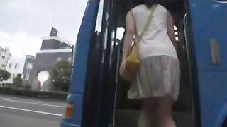 horny milf in geek bus 04