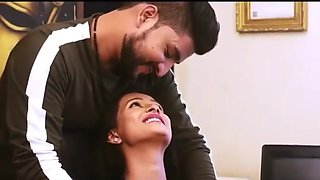 Married Desi Has Sex With Boss In Office