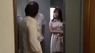 Japanese Kyoka Makimura and Sakura Aoi fuck, uncensored0053