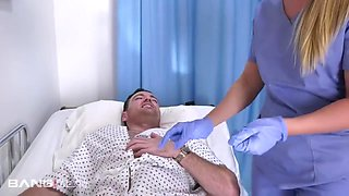Aj Applegate In Pawg Blonde Has Love Making On The Nurse Job