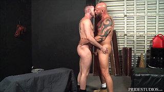MenOver30 Shy DILF Likes It Raw!