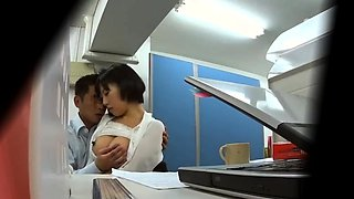 Hidden cams catch bathroom masturbation