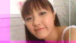 Fabulous Japanese slut Natsumi Yoshioka in Horny Teens, Lingerie JAV movie
