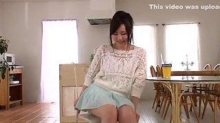 Fabulous Japanese girl Yui Uehara in Incredible Pissing JAV scene