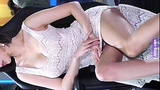 Korean Panties Upskirt