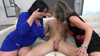 Amateur homemade fucking between old and young - Oksana and Koko Blonds