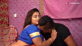 Hot sexy beautiful Bengali boudi and devar