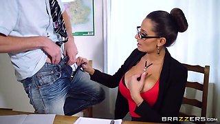 Big Tits at School: The Sexy Teacher. Sensual Jane, Danny D