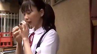 very cute japanese student forced in rain 3 . FULL movie : https://megaurl.link/06M0aV