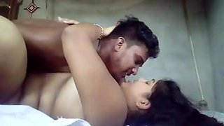 Desi bhabhi having fun with ex bf
