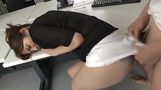 pantyhose teacher tease
