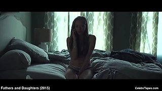 Amanda seyfried nude in fathers and daughters (2015)
