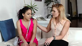 Teen girls licking feet and tits bathroom strip Family
