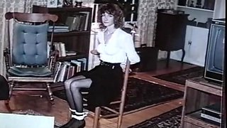 Home movies of a bondage girl