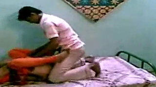 Hot Village Couple in Bed - www.siyamirza.com