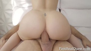 Perfect Woman Giselles First Anal - Giselle Montes