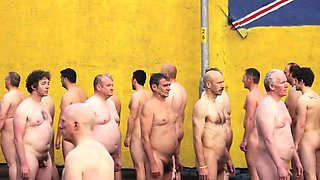 British nudist people in group 2