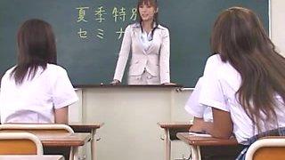 Japanese Slutty School