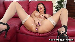 Vanessa Videl returns. Now she's a 50Plus MILF. - Vanessa Videl - 50PlusMILFs