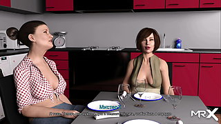 A different summer = Fetish fuck from mature under the table # 10